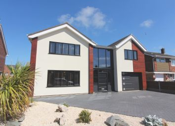 Thumbnail 4 bed detached house for sale in Bately Avenue, Gorleston