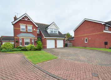 Thumbnail 6 bed detached house to rent in Carter Drive, Beverley