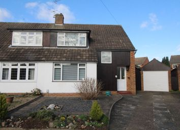 Thumbnail 3 bed semi-detached house for sale in St. Andrews Close, Shepperton