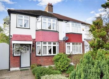Thumbnail 3 bed semi-detached house for sale in Foxon Lane, Caterham, Surrey