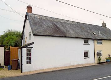 Thumbnail 4 bed semi-detached house for sale in Silver Street, Willand