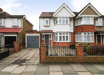 Thumbnail 5 bed semi-detached house to rent in Jubilee Avenue, Whitton, Twickenham