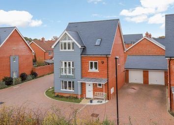 Thumbnail 5 bed detached house for sale in Ambrose Way, Romsey