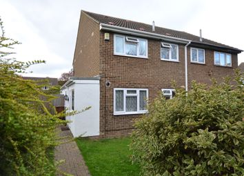 Thumbnail 3 bed semi-detached house for sale in Kenyon Walk, Gillingham
