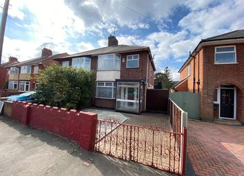 Thumbnail 3 bed semi-detached house for sale in Plexfield Road, Bilton, Rugby