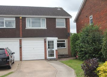 Thumbnail 3 bed semi-detached house for sale in Ashbury Drive, Marks Tey, Colchester