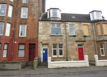 Thumbnail 1 bedroom flat for sale in Sidney Street, Saltcoats