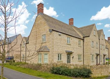 Thumbnail 4 bedroom end terrace house to rent in Trotman Walk, Cirencester