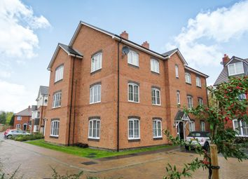 Thumbnail 2 bedroom flat for sale in The Sidings, Water Orton, Birmingham