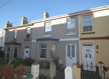 Thumbnail 2 bed terraced house for sale in Watson Gardens, Plymouth