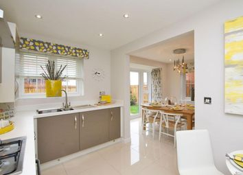 "Thumbnail 3 bed detached house for sale in ""Morpeth"" at Zone 4, Burntwood Business Park, Burntwood"