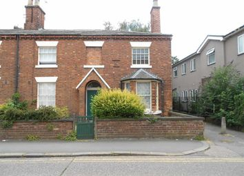 Thumbnail 2 bedroom end terrace house to rent in Victoria Street, Crewe, Cheshire