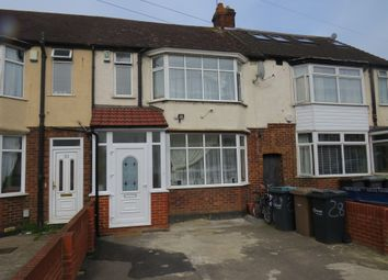 Thumbnail 4 bedroom terraced house for sale in Wordsworth Road, Luton