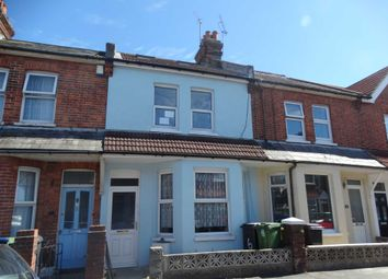 Thumbnail 4 bed terraced house for sale in Dudley Road, Eastbourne
