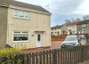 Thumbnail 2 bed end terrace house for sale in Kilmeny Crescent, Wishaw