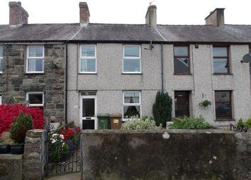 Thumbnail 2 bed terraced house for sale in Dyffryn Terrace, Groeslon, Caernarfon, Gwynedd