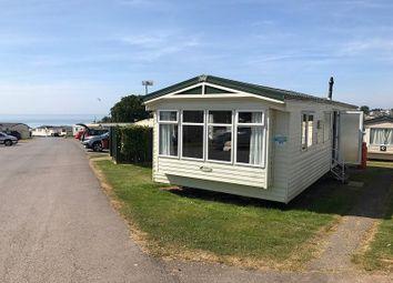 Thumbnail 3 bedroom mobile/park home for sale in Devon, Devon