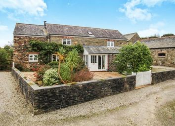 Thumbnail 4 bedroom barn conversion for sale in Bodmin, Cornwall, England