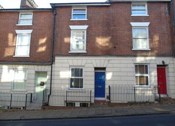 Thumbnail 4 bed terraced house to rent in Romsey Road, Winchester