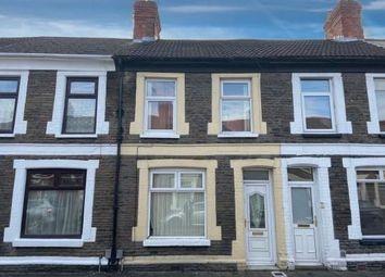 Thumbnail 3 bed terraced house for sale in 112 Cyfarthfa Street, Cardiff, South Glamorgan