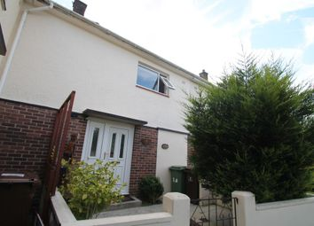 Thumbnail 2 bed terraced house for sale in Budshead Road, Crownhill, Plymouth