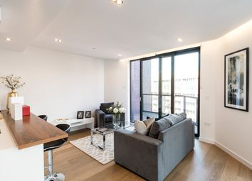 Thumbnail 2 bed flat for sale in Handyside Street, London
