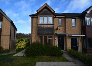 Thumbnail 2 bed semi-detached house for sale in Castle View, Barnwell, Peterborough