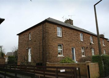 Thumbnail 2 bedroom flat for sale in Aldermanhill Road, Dumfries