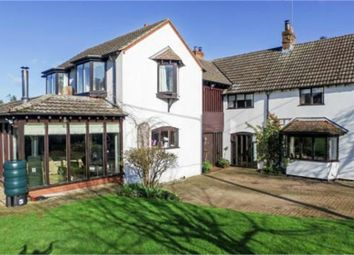Thumbnail 4 bedroom detached house for sale in Lutton, Lutton, Peterborough, Northamptonshire