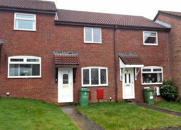 Thumbnail 2 bed terraced house to rent in Llys Garth, Llantwit Fardre, Pontypridd