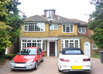 Thumbnail 6 bed detached house to rent in Fitzalan Road, London, Greater London