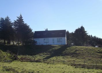 Thumbnail 4 bed detached house for sale in 7 Fasach, Glendale Isle Of Skye