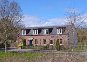 Thumbnail 4 bed detached house for sale in Old Belses, Ancrum, Jedburgh