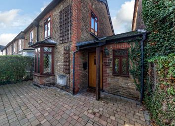 Thumbnail 4 bed semi-detached house for sale in St. Judes Road, Englefield Green, Egham