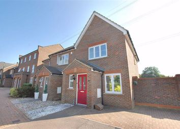 Thumbnail End terrace house to rent in Cotswold Drive, Great Ashby, Stevenage, Herts