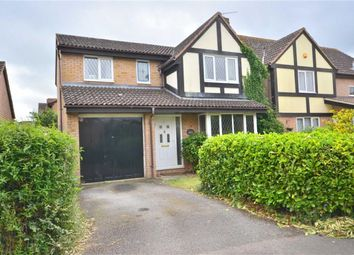 Thumbnail 4 bed detached house for sale in Morwent Close, Abbeymead, Gloucester