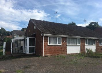 Thumbnail 2 bed semi-detached bungalow to rent in Quantock Drive, Ashford