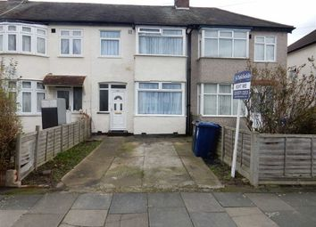 Thumbnail 2 bed terraced house to rent in Rutland Road, Southall, Middlesex