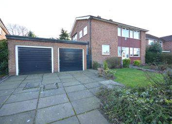 Thumbnail 4 bed detached house for sale in Rockbourne Avenue, Woolton, Liverpool