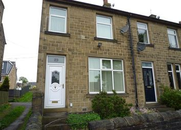 Thumbnail 3 bedroom end terrace house for sale in East Street, Golcar, Huddersfield