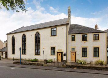 Thumbnail 4 bed flat for sale in Denny Road, Dennyloanhead, Bonnybridge, Stirlingshire