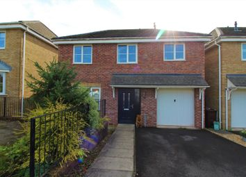 Thumbnail 4 bed detached house for sale in Llys Cyncoed, Oakdale, Blackwood