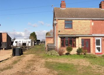 Thumbnail 2 bed semi-detached house for sale in Market Lane, Walpole St. Andrew, Wisbech