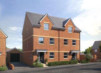 Thumbnail 3 bedroom semi-detached house for sale in Hayne Farm, Hayne Lane, Gittisham, Honiton, Devon