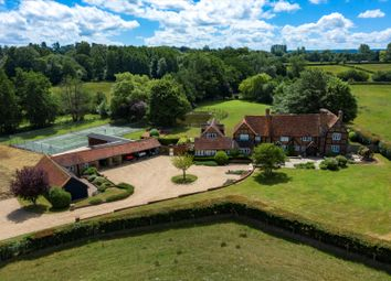 Thumbnail 7 bed detached house for sale in Rickford, Worplesdon, Guildford, Surrey