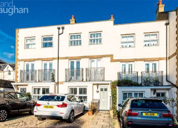 Lewes Mews, Arundel Place, Brighton, East Sussex BN2. 4 bed terraced house for sale