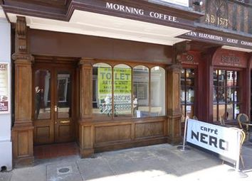 Thumbnail Retail premises to let in 45 High Street, Canterbury, Kent