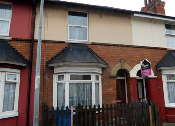 Thumbnail 2 bedroom terraced house for sale in Steynburg Street, Hull