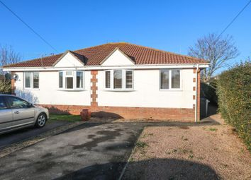 2 bed semi-detached bungalow for sale in Wheatlands Crescent, Hayling Island PO11