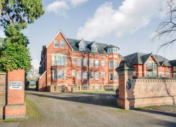Thumbnail 2 bed flat for sale in Chestnut Court, 4 Guys Cliffe Avenue, Leamington Spa, Warwickshire